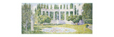 The Bartlett Gardens, Amagansett Premium Giclee Print by Childe Hassam