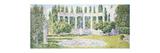 The Bartlett Gardens, Amagansett Premium Giclee Print by Frederick Childe Hassam