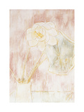 Lotus Blossom Giclee Print by Christian Rohlfs