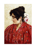 A Spanish Beauty Giclee Print by Nicolau Cotanda Vicente