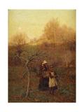 When the Evening Sun is Set Giclée-Druck von William Blandford Fletcher
