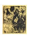 Music Restaurant Prints by Ernst Ludwig Kirchner