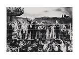 Introducing Georges Carpentier Giclee Print by George Wesley		 Bellows