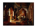 Within the Seraglio Giclee Print by Frederick Arthur		 Bridgman