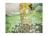 The Garden Print by Henri		 Lebasque