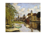 Moret River Giclee Print by Alexander		 Jamieson