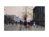 La Madeleine, Paris Prints by Jacques		 Lieven