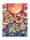 Joyful Light Giclee Print by Natasha Wescoat