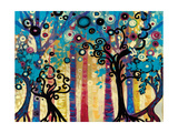 Midsummer Song Impression giclée par Natasha Wescoat