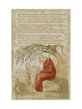 The Little Black Boy, from Songs of Innocence (Bindman 222) Giclee Print by William		 Blake