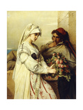 Idyll Prints by Jean Francois		 Portaels