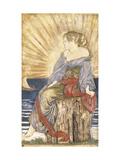 Ariadne Art by Robert Anning Bell