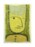 Der Gelb-Grune Print by Paul Klee