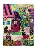 La Vie en Rose Wydruk giclee autor Natasha Wescoat
