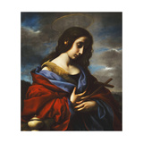 Saint Mary Magdalen Giclee Print by Carlo		 Dolci