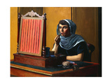 Young Woman Putting on Lipstick Giclee Print by Félix Vallotton