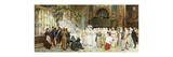 Confirmation Mass Premium Giclee Print by Giulio Rosati