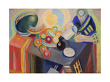 The Portuguese Jug Giclee Print by Robert Delaunay