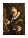 The Birthday Prints by William Holman		 Hunt