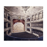 The Lessing Theatre, Berlin Giclee Print by Hans		 Krause