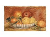 Still-life with Apples and Oranges Posters by Pierre-Auguste		 Renoir