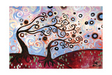 Ever Far Giclee Print by Natasha Wescoat
