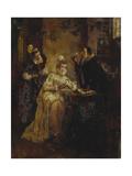 Love's Destiny Giclee Print by Henry Gillard Glindoni