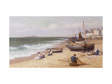 Brighton Beach Giclee Print by Alexander		 Young