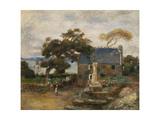 Treboul, near Douardenez, Brittany Posters by Pierre-Auguste Renoir