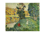 The Ponds of St. Peter Giclee Print by Henri		 Lebasque