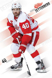 Henrik Zetterberg Detroit Red Wings Posters