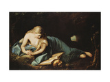 Saint Mary Magdalen Giclee Print by Anton		 Graff