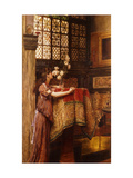 A Corner of my Studio Giclee Print by Sir Lawrence Alma-Tadema