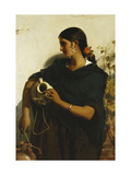 A Gypsy Water-Carrier of Seville Giclee Print by John		 Phillip