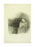 Apparition Giclee Print by Odilon Redon