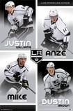Los Angeles Kings Team Prints