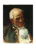 Portrait of a Gentleman Giclee Print by Joaquín Sorolla y Bastida
