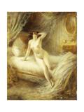 La Reveille Giclee Print by Albert Guillaume