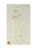 Monsieur Paul Viaud Láminas por Henri Toulouse-Lautrec