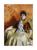 Portrait of Lisen Lamm Prints by Anders Leonard		 Zorn