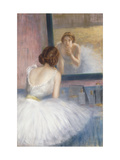 The Dressing Room Giclee Print by Pierre		 Carrier-Belleuse