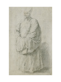 A Jesuit Missonary in Chinese Costume (Nicolas Trigault) Giclee Print by Peter Paul		 Rubens