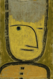 The Yellow-Green Print by Paul Klee