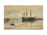Portsmouth Giclee Print by Thomas Bush		 Hardy