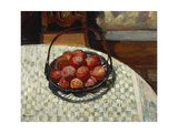 The Basket of Fruit Prints by Henri		 Lebasque