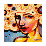 She Knows Giclee Print by Natasha Wescoat