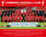 Liverpool - Team 13/14 Posters