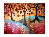 Windy Forest Wydruk giclee autor Natasha Wescoat