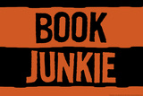 Book Junkie Plastic Sign Wall Sign