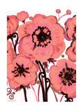 Pink Anemone Affiches par Natasha Wescoat